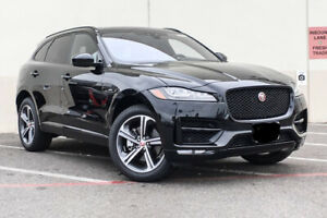 Jaguar F-Pace lease takeover