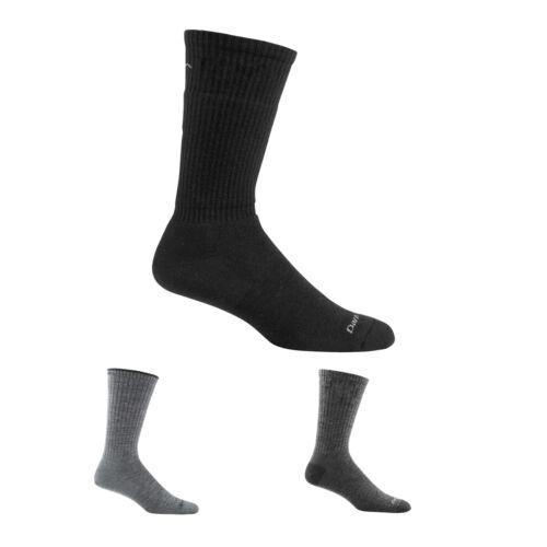 Darn Tough Hauteur Mi-Mollet Lumière coussin laine mélangée chaud homme chaussettes