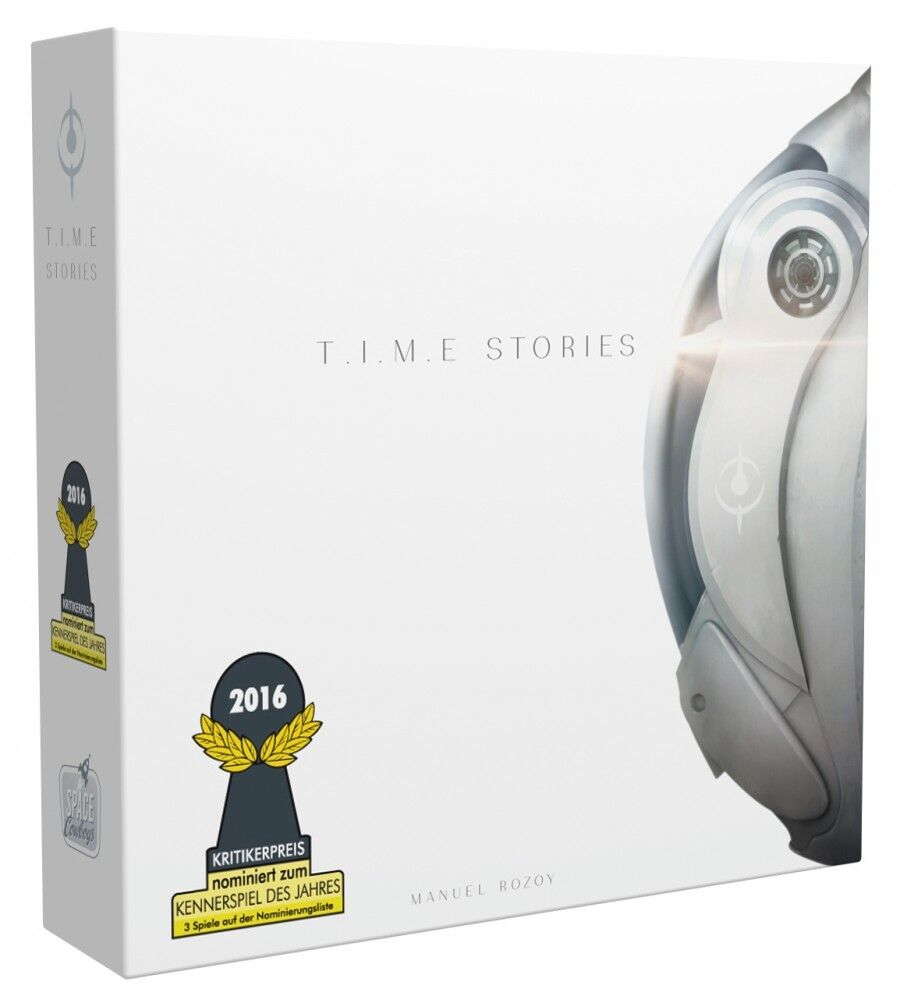 TIME Stories - Grundspiel - Brettspiel   DEUTSCH