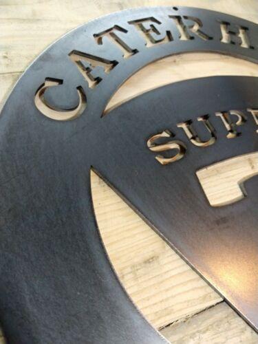 *Premium* CATERHAM 7 Logo Metal Sign Hand Finished Wall Art kit car SUPER SEVEN