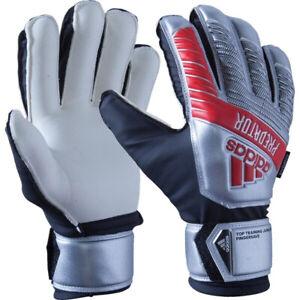 adidas-Kids-Predator-Top-Training-Fingersave-Goalkeeper-Gloves-Sil-DY2602