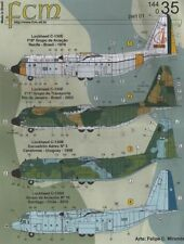 FCM 1/144 Lockheed C-130 Hercules - Brasil # 44035