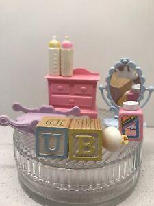 Vintage-My-Little-Pony-G1-Lullabye-Nursery-Accessories-Lot-9
