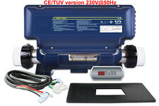 Gecko Y SERIE spa pack control (230V@50Hz version) IN.YE-5 BUNDLE KIT w IN.K200