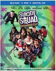 Suicide Squad (Blu-ray/DVD, 2016)
