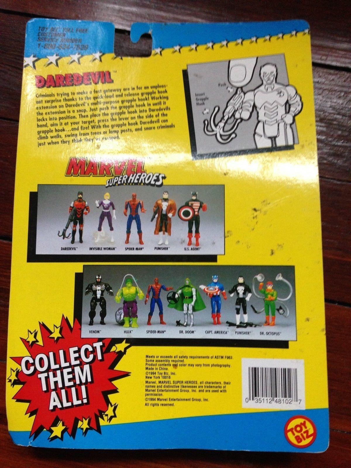 1994 Toy Biz Daredevil Daredevil Daredevil sealed action figure 17f008