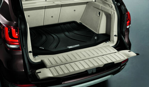 BMW Genuine Fitted Luggage Compartment Boot Mat Liner F15 X5 51472347734