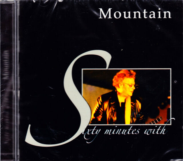 MOUNTAIN sixty minutes with CD NEU