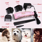 5 Style Pet Dog Cat  Electric Hair Trimmer Shaver Clipper Cordless Grooming Set