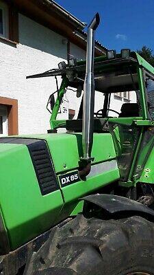 Deutz u andere Schlepper Auspuff   55-58mm Anschluß für Traktor