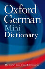 Oxford German Minidictionary by Oxford University Press (Paperback, 2005)