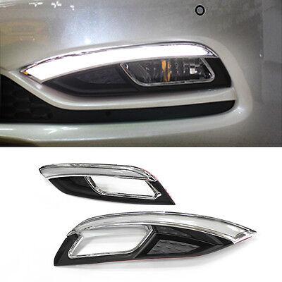 For KIA 2013-2016 Cerato Forte K3 LED Daytime Running Light Daylight Cover