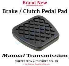 Genuine OEM Honda Brake / Clutch Pedal Rubber Cover (46545-SA5-000)
