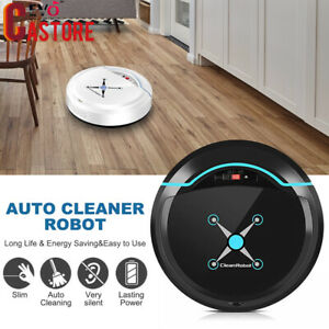 Self-Navigated-Rechargeable-Smart-Robot-Vacuum-Cleaner-Auto-Sweeper-Edge-Clean