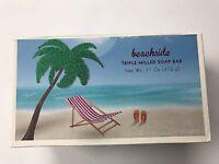 Beachside Triple Milled Soap Bar - Pink
