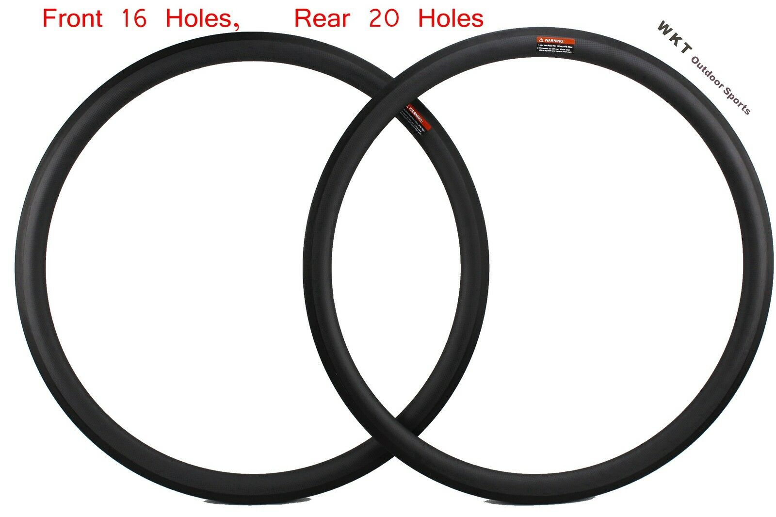 Carbon Rim 38mm  Clincher 700C Carbon Road Bike Bicycle pairs Rim 16-32 Holes  waiting for you