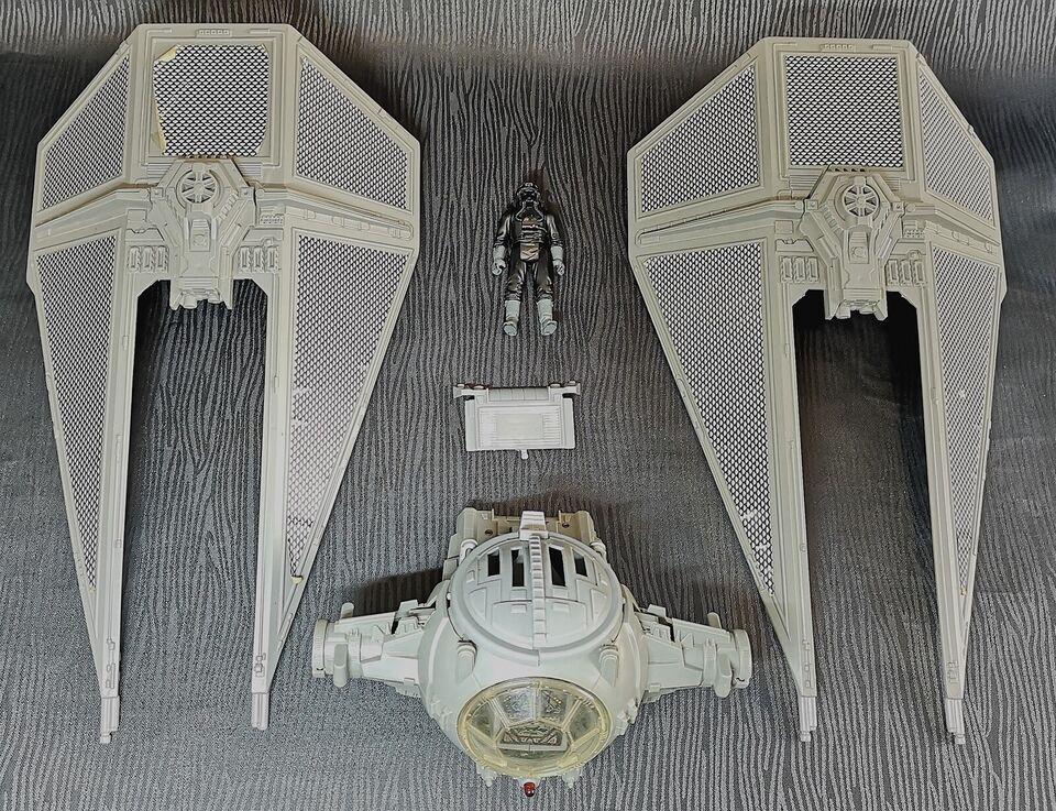 Vintage Star Wars - TIE Interceptor, Kenner