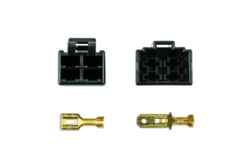 Connect 3740410pc Kit 250 Type Connector 4 Pin