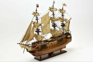 Best Wooden Boat Ship Toy Models Kits Ebay