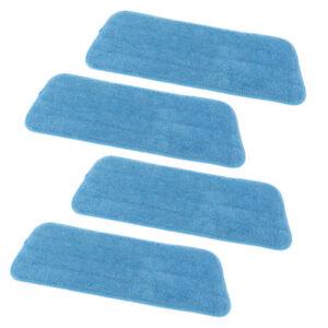 Mop-in-microfibra-4-pezzi-di-pad-pulisce-facilmente-piastrelle-e-pavimenti