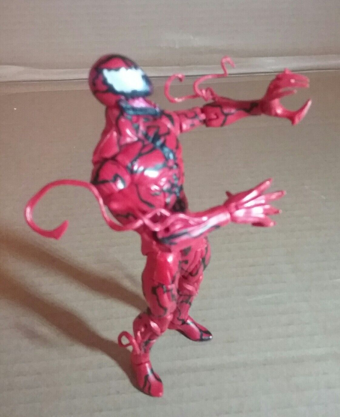 MARVEL LEGENDS CARNAGE LOOSE 6 INCH GREEN GREEN GREEN GOBLIN SERIES ORIGINAL HASBRO 426215