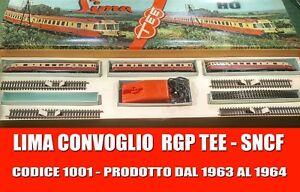Lima Année 1963 - Convoi Rgp Tee Sncf Dans l'emballage d'origine Nouveau