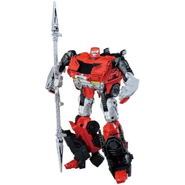 Transformers GO  G03 Samurai Team Ganoh Takara MISB