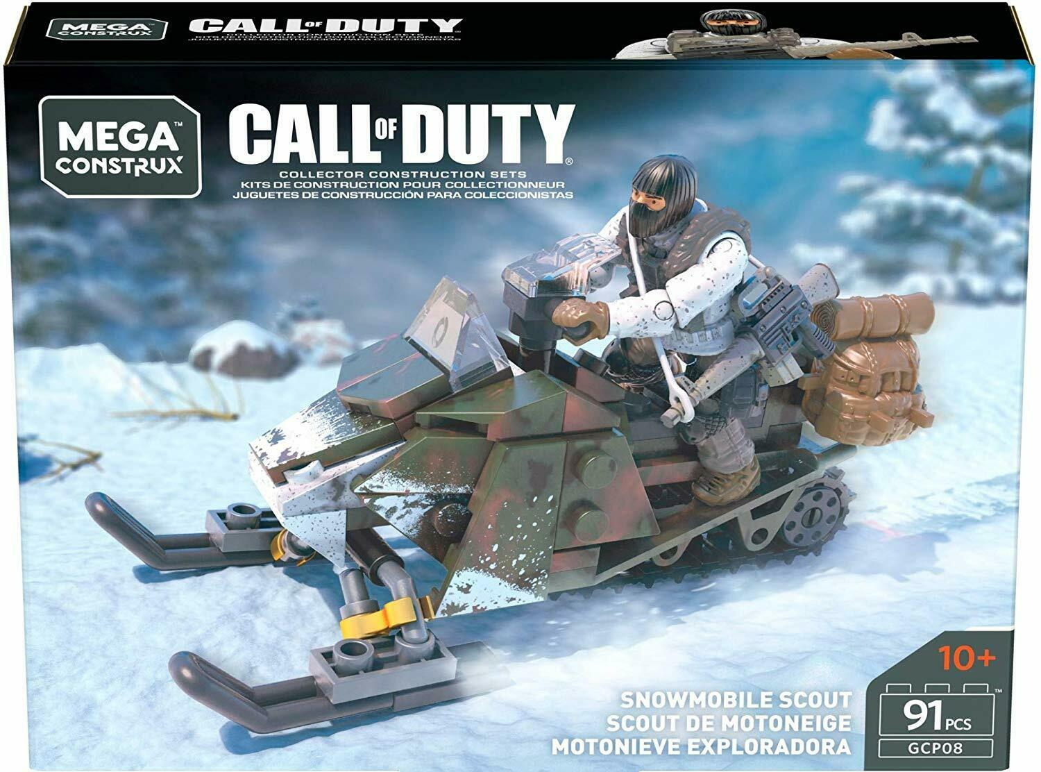 Huge Lot Of Mega Call Of Duty Specialist Figure Weapons Sets Tv Action Figures Toys Hobbies