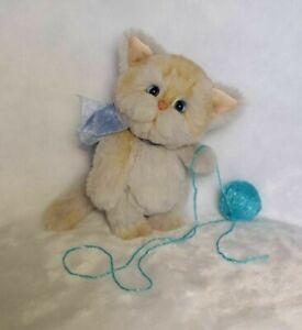 OOAK-Artist-teddy-bear-cat-7-034-OOAK-Artist-teddy-bear-kitten-7-034