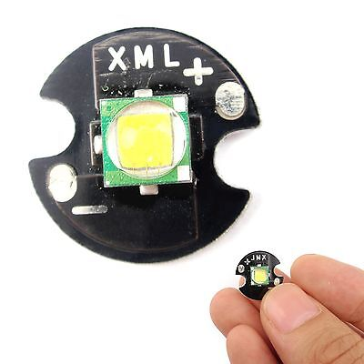for DIY White Single-Die XM-L T6 LED 10W High Power Chip16mm Round Base