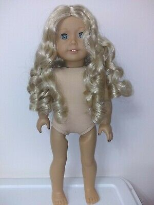 Caroline American Girl Doll Wig New No Box