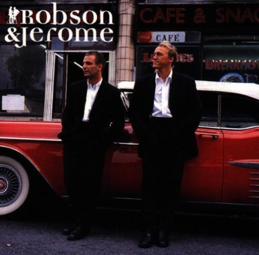 Robson & Jerome / Robson And Jerome CD NEW