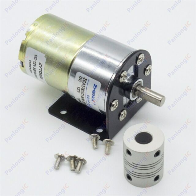 Small Micro Geared Box Electric Robot Motor 3V 45RPM from TSINY MOTOR