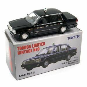 TOMICA LV-N219 TOYOTA CROWN SED TOMYTEC    4543736314578
