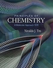 Principles of Chemistry : A Molecular Approach by Nivaldo J. Tro (2011,...
