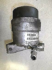 51h004 Fuel Filter Housing 2008 Ford F-350 Super Duty 6.4 1875358C91