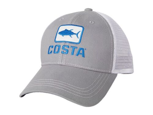 Costa Tuna Trucker Fishing Hat Pick Color Free Ship One Size Fits Most