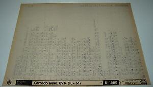 Microfich-Ersatzteilkatalog-VW-Corrado-Typ-53-i-ab-Baujahr-1989-Stand-05-1990