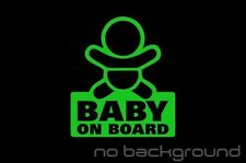 Non Personalised Child//Baby On Board Car Sign ~ Twins On Board ~ L.Blue