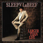 Larger Than Life by Sleepy LaBeef (CD, Aug-1996, Bear Family Records (Germany))