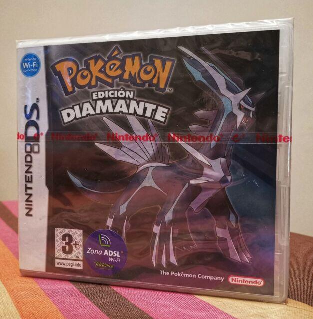 Pokemon Diamante DS Precintado/Pokemon Diamond DS sealed, New
