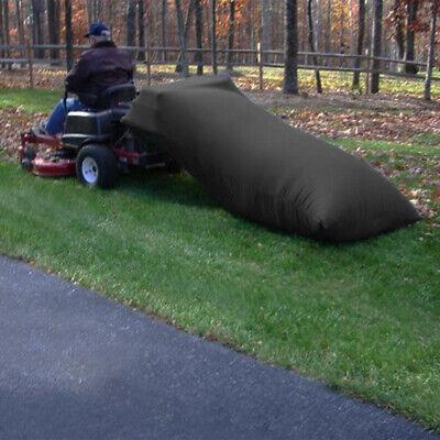 Lawn Tractor Leaf Bag Capacity 54 Cubic Feet Ebay