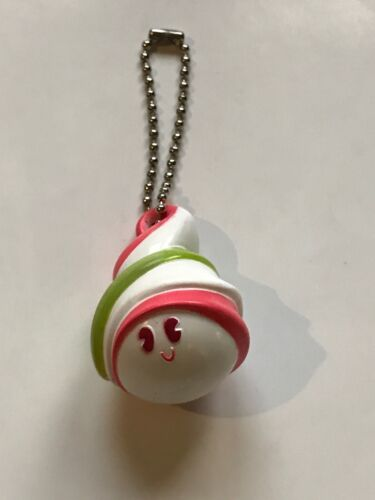 Only Available Here Menchies Frozen Yogurt Menchie Head Keychain Super Rare