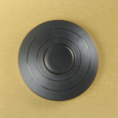 Negro Lámpara en línea Interruptor de Pie Pedal de alimentación de Empuje Luz Pedal Z9C9 1 un
