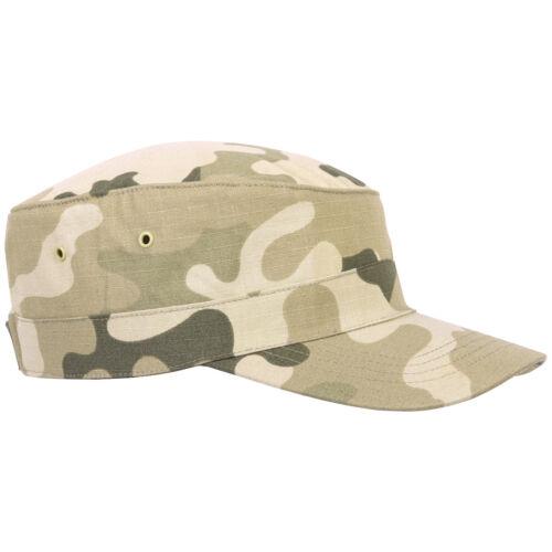HELIKON TACTICAL ADJUSTABLE COMBAT ARMY MILITARY CAP FIELD HAT POLISH DESERT