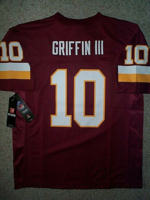 competitive price e3718 7151c Washington Redskins Robert Griffin III NFL Rg3 Jersey Youth Kids Boys  (s-small)