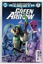 GREEN ARROW #1 - JUAN FERREYRA REBIRTH REGULAR COVER - DC COMICS - 2016