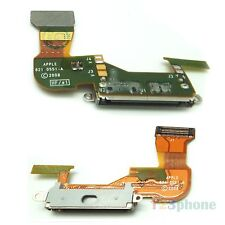 CHARGER CHARGING CONNECTOR PORT FLEX CABLE FOR IPHONE 3G BLACK #C-144_BLACK