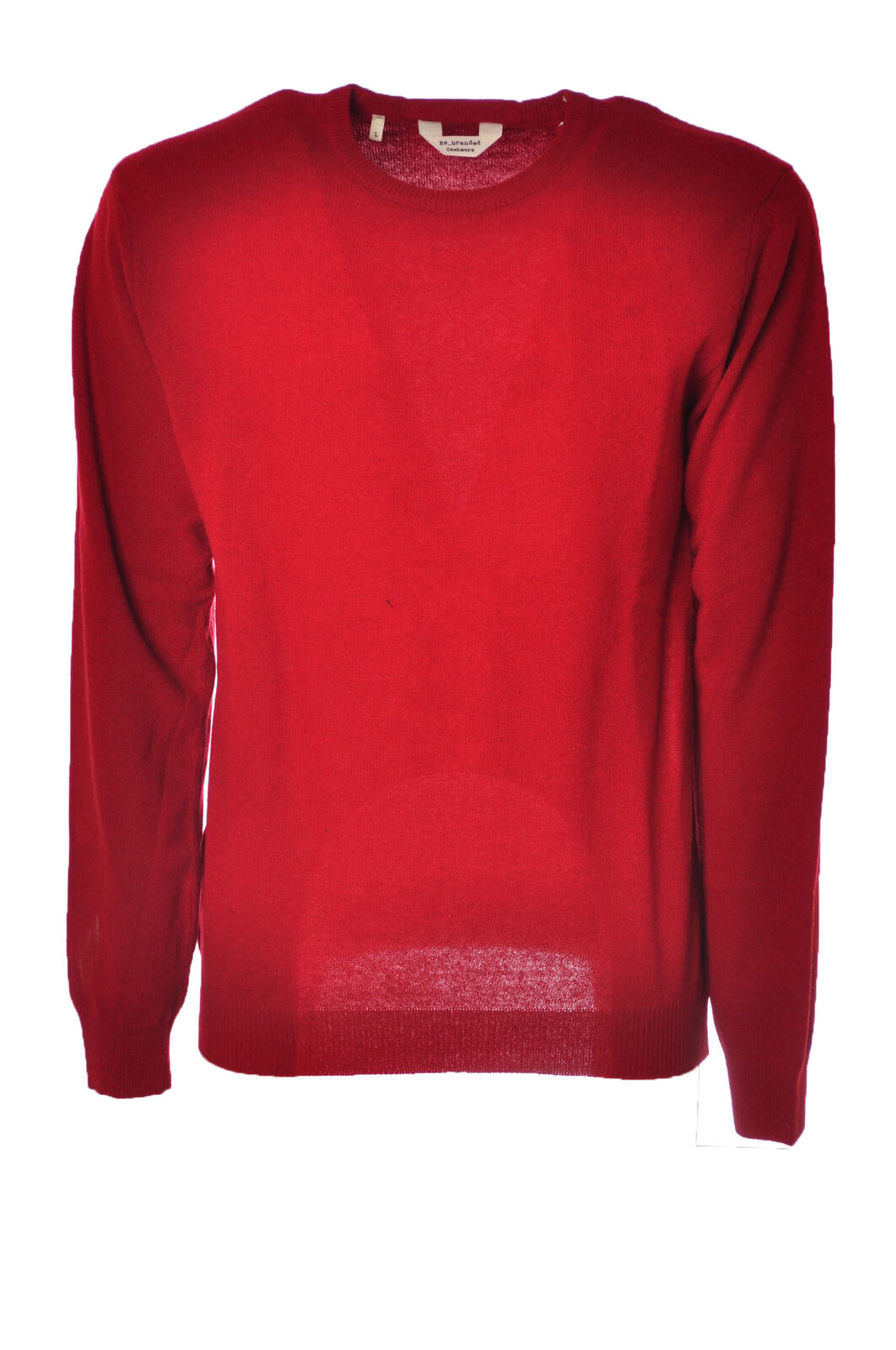 Re_Branded  -  Sweaters - Male - ROT - 4404525A184143
