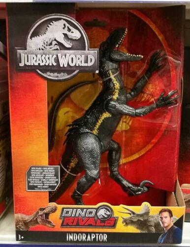 Jurassic World Dino Rivaux indoraptor Super articulées NEUF